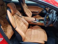 Interior leather protection premium car detailing